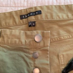 Theory men's jeans.